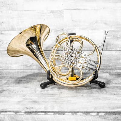 Yamaha YHR-314II F Single French Horn Outfit
