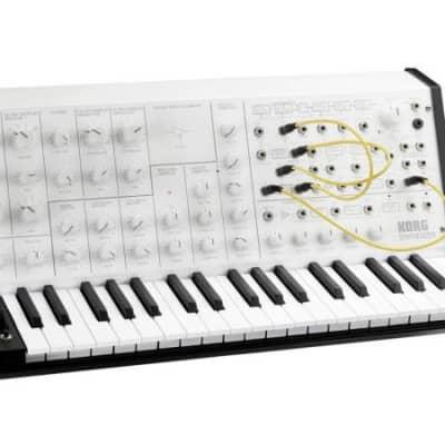 Korg MS-20 Mini White Monotone