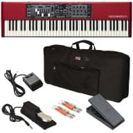 Nord Electro 5D 73 Stage Keyboard BONUS PAK